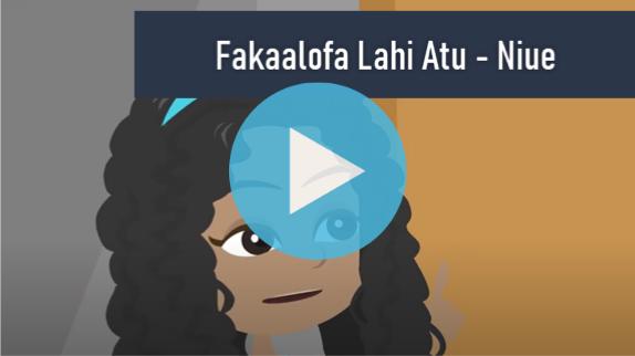 Fakaalofa Lahi Atu - Niue